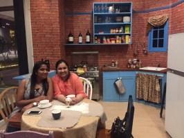 In Monica's Kitchen