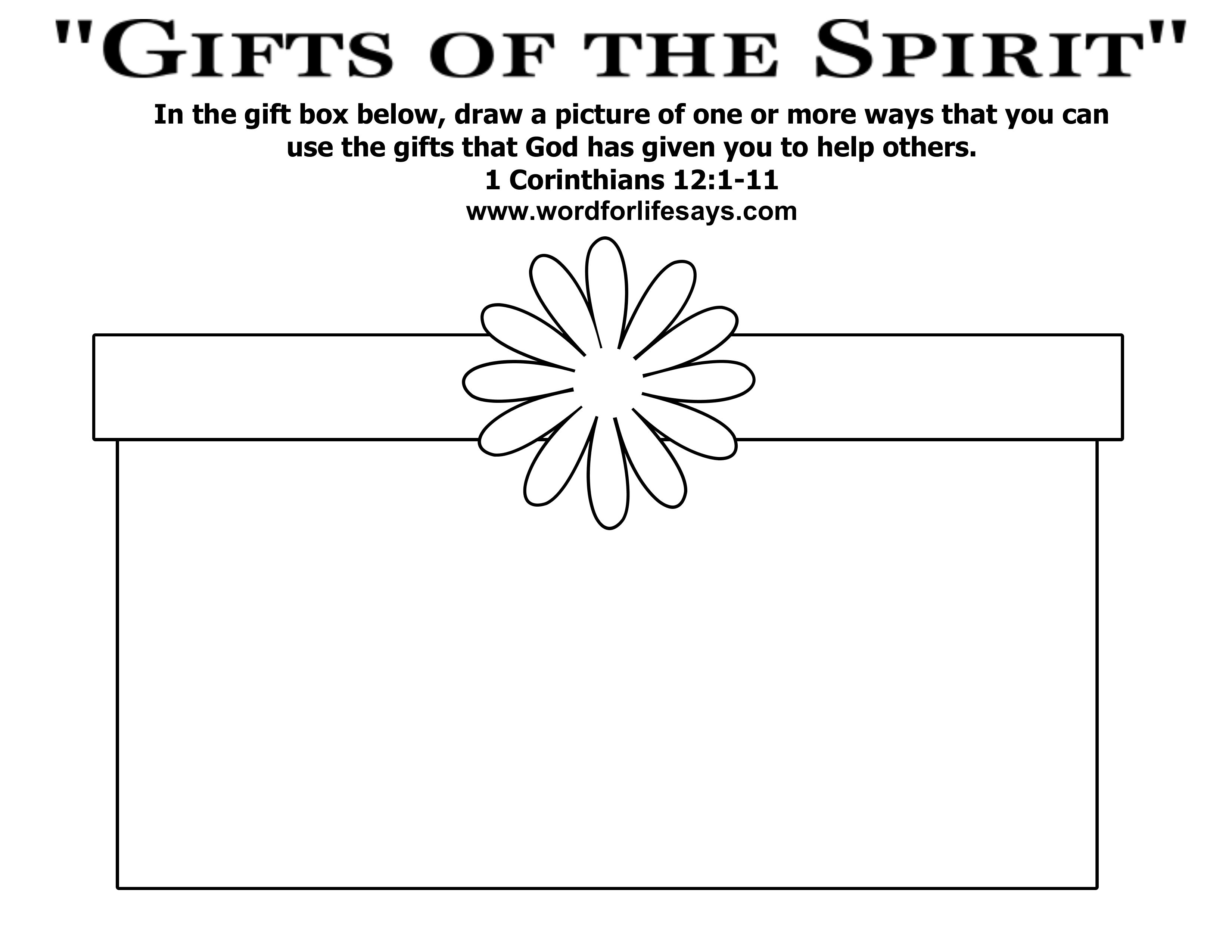 Spiritual Ts Coloring Pages