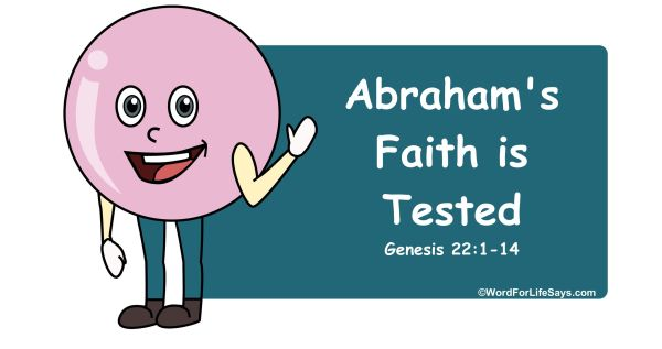 abraham and his guests sunday school # 40