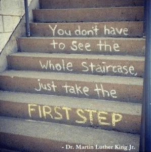 The-first-step