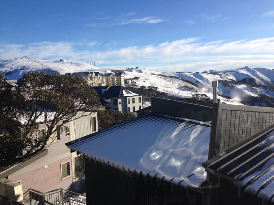 Mt Hotham - photo author's own