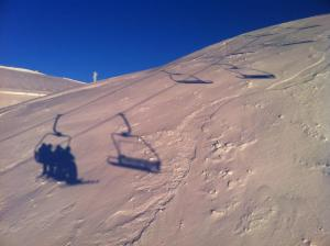 Hotham chairlift
