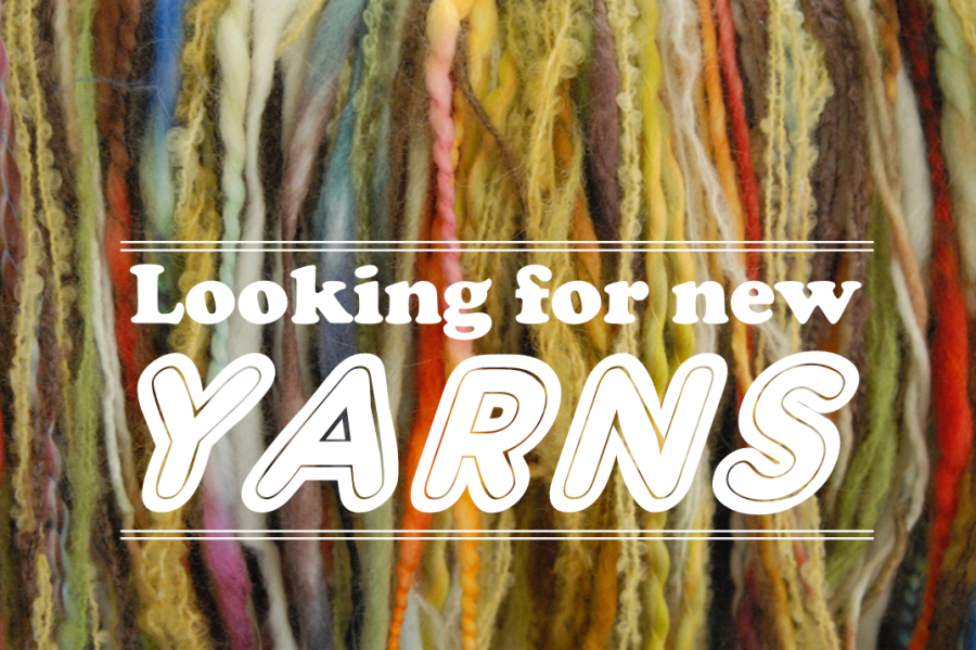 New yarns tile