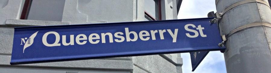 Queensberry St
