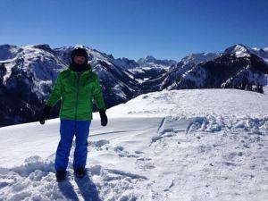 Ross in Aspen
