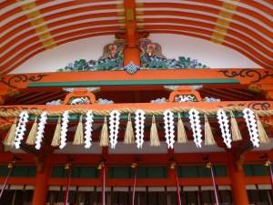 Shrine roof detail resized