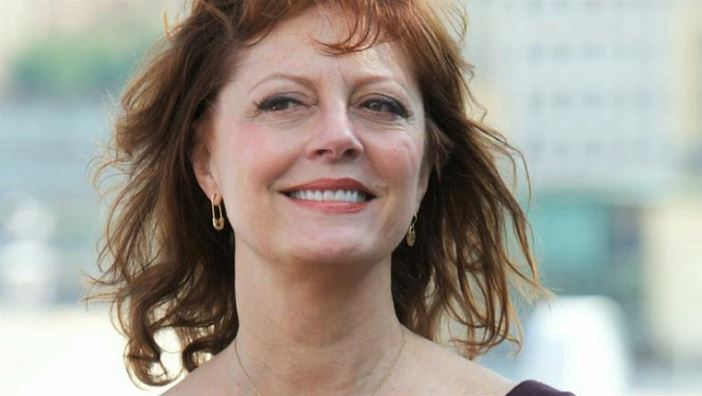 Susan Sarandon, photo credit - www.biography.com