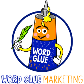 Word Glue Marketing Logo
