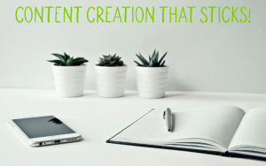 Content Creation – How To Write for Sales
