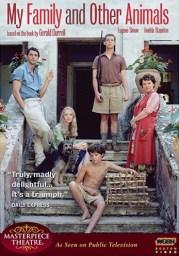 My Family DVD