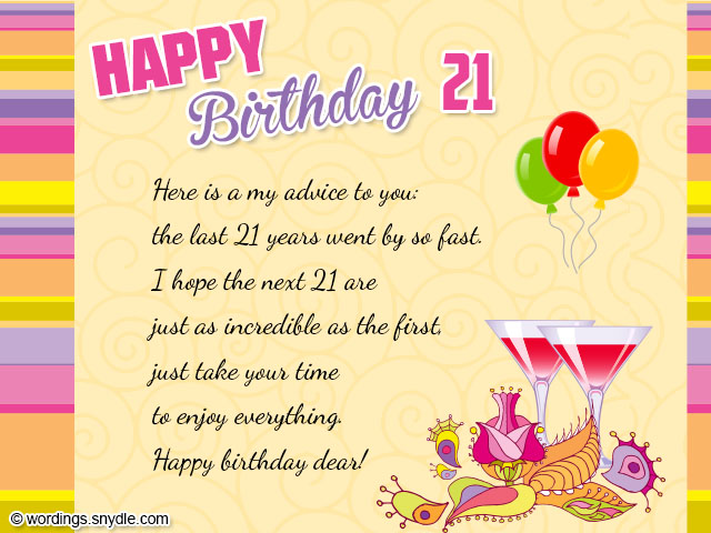 21 Birthday Cards Dealer Automotive Services Upload Video File