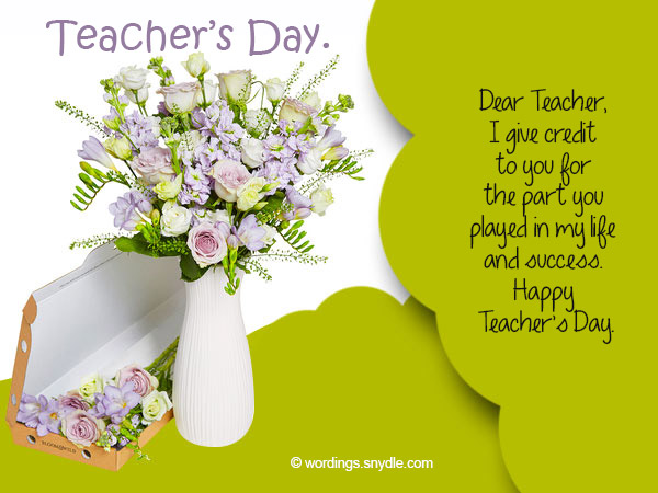 teachers day invitation card matter  paperinvite