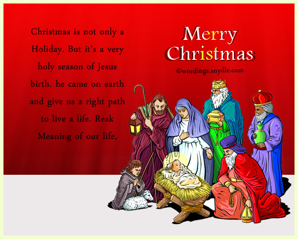 religious christmas messages and wishes wordingessages