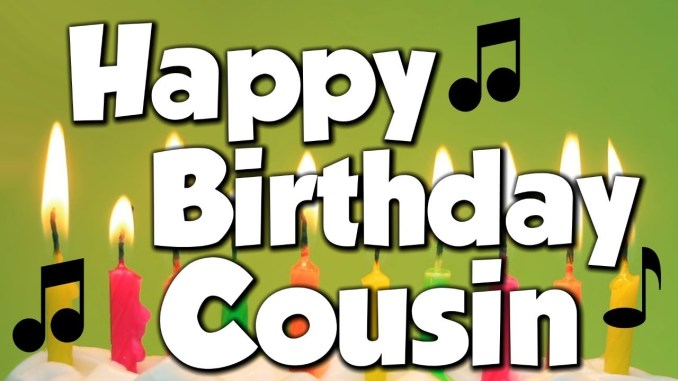 50 Happy Birthday WishesforAn Exceptional Cousin
