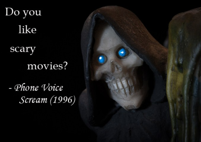 All Time Scariest Saying: 55 Famously Creepy Quotes
