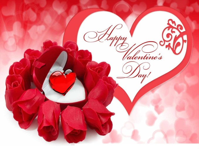Valentine's Day Love Messages for Him