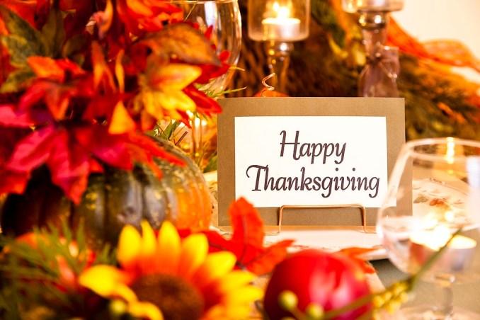 wonderful Thanksgiving