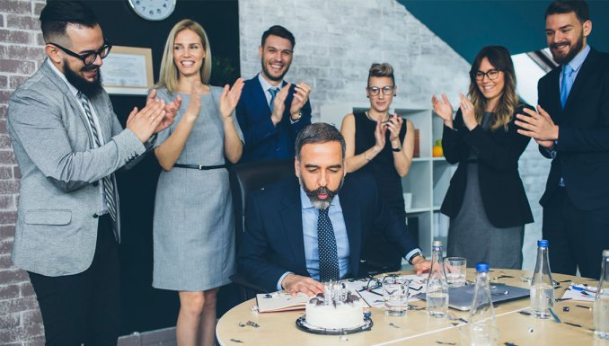 Amiable Birthday Wishes for your Boss
