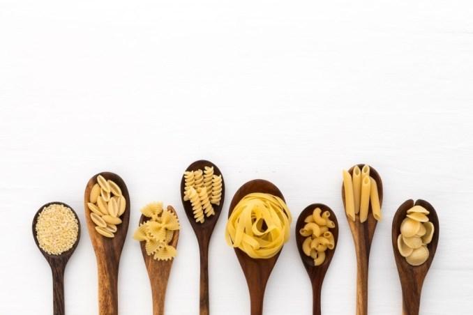pasta spoons