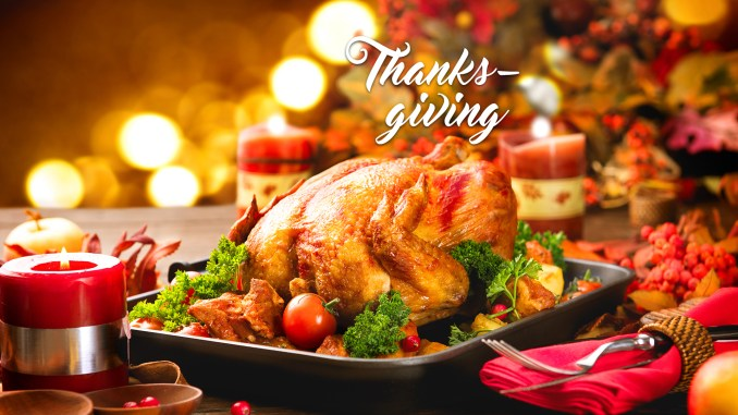 Happy Thanksgiving Wishes and Blessings for Friends and Family