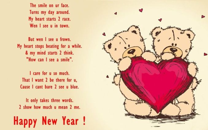 Happy New Year Messages and Wishes