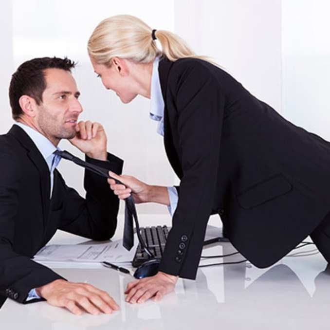 Distinctive Signs A Guy Likes you at Work