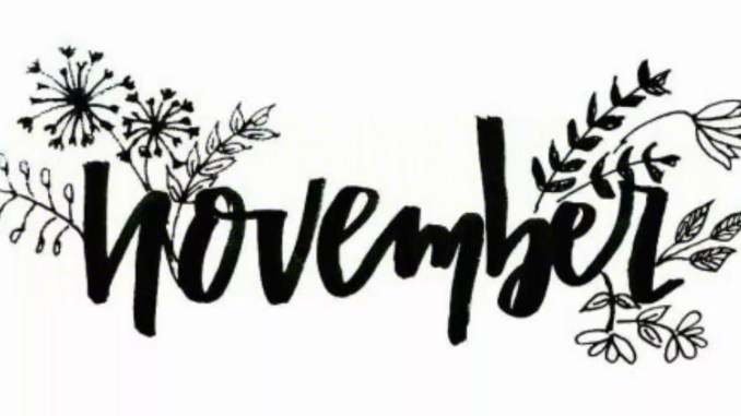 Captivating Ways to Wish Friends and Family Happy November