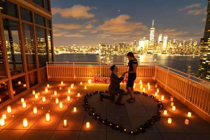 Amazing Simple Ways for Marriage Proposal