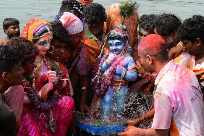 Lord Krishna Festival