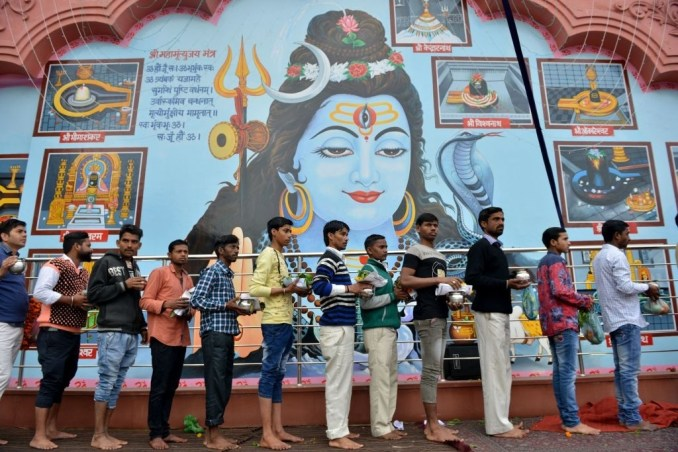 Lord Shiva Names for Boys