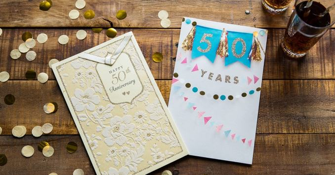 Anniversary Card Messages Commending Growth and Progress
