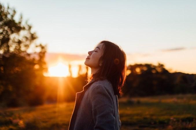 Refreshing Sunset