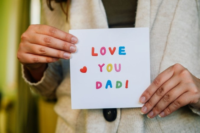 Short Father's Day Wishes and Messages