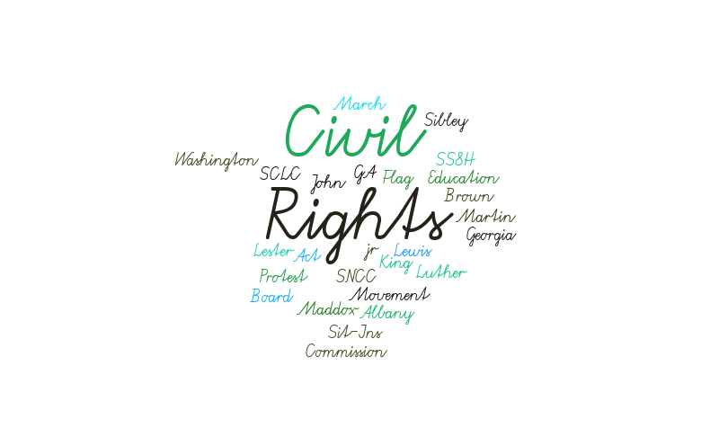 CivilCloud – Word cloud