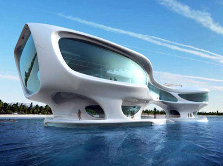 Flowing Marine Research Center in Bali  wordlessTech