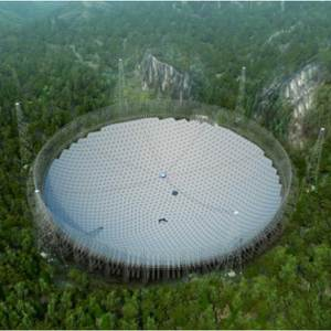 Giant Spherical Radio Telescope
