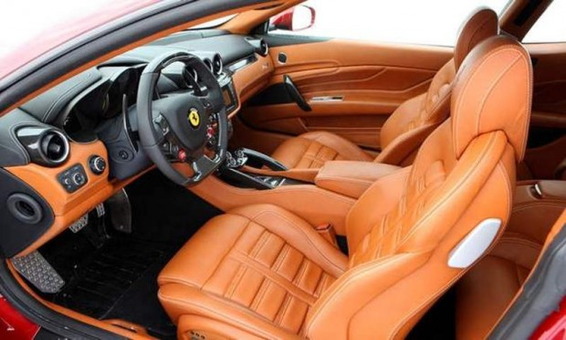 WordlessTech Most Beautiful And Expensive Car Interiors