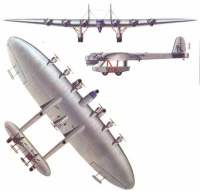 wordlessTech | Giant Russian K-7 flying fortress