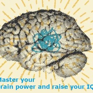 Master your Brain Power- infographic