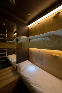Wordlesstech Sleepbox Hotel Tverskaya