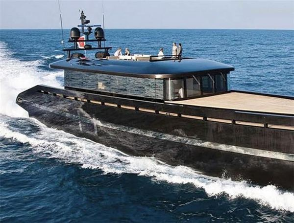 H2ome Luxury Yacht – wordlessTech