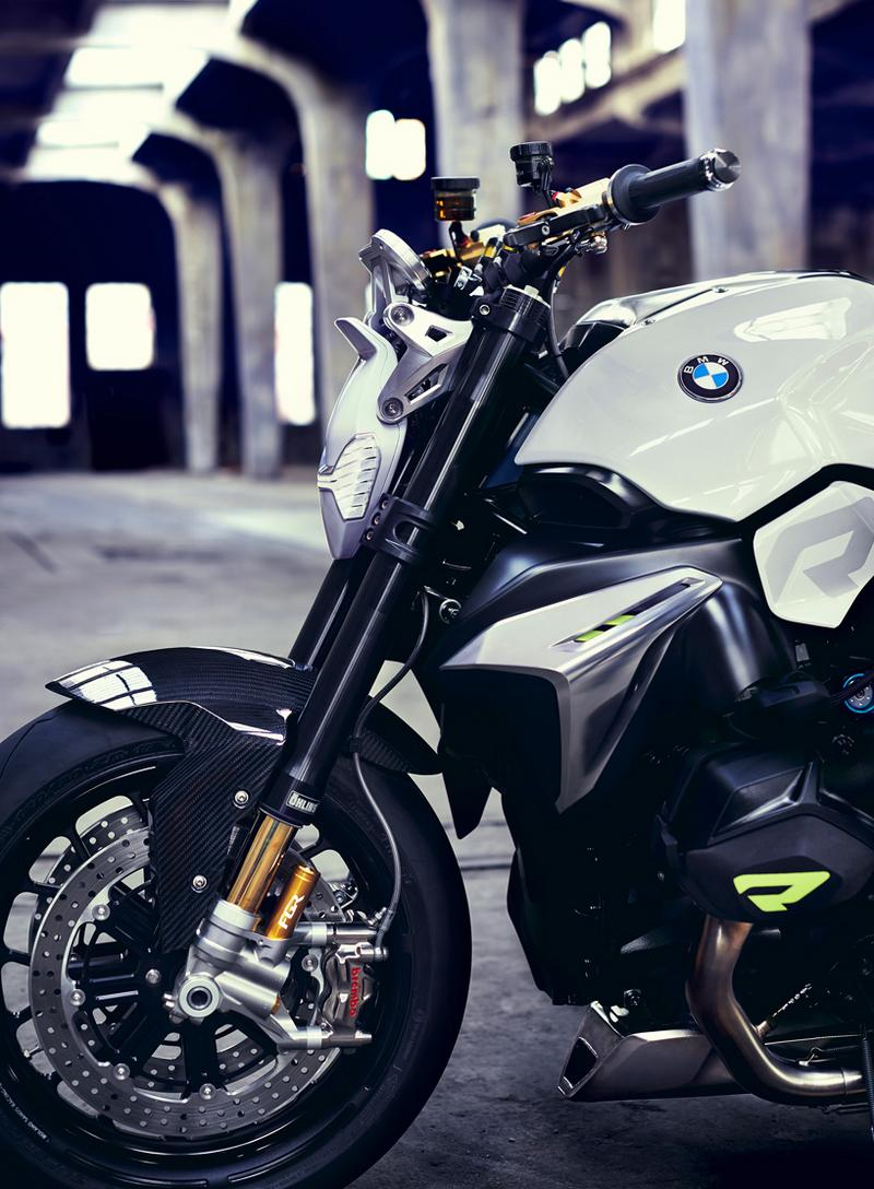Bmw Concept Roadster Motorcycle Wordlesstech
