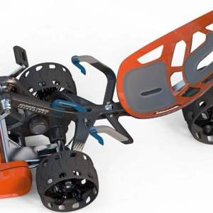 Pedal powered lawnmower