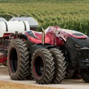 Self-driving tractor it's here