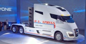 Nikola One Truck revealed | wordlessTech
