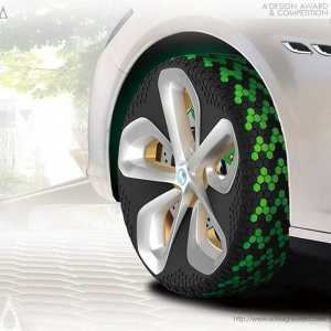 Green Hive Tire