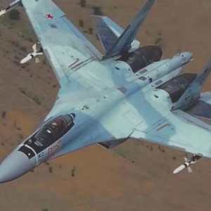 Russian Sukhoi SU-35S new Fighter enters service