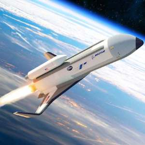 Boeing new Hypersonic Space Plane