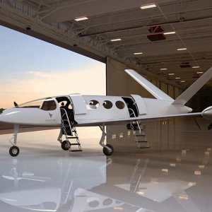 All-electric 'Alice' aircraft has 600 mile range