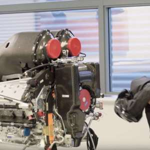 Most Powerful Mercedes F1 Engine ever made